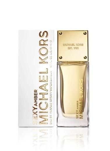 Michael Kors Michael Kors Sexy Amber Edp 50 ml Kadın Parfüm Renksiz